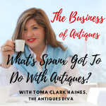 What's Spanx Got To Do With Antiques? | The Business of Antiques Podcast